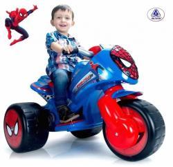 INJUSA Motoscuter electric The Amazing Spiderman 72961