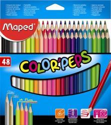 Maped COLOR`PEPS Színes ceruza 48db