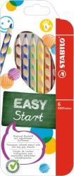 STABILO EasyColors balkezes színes ceruza 6db