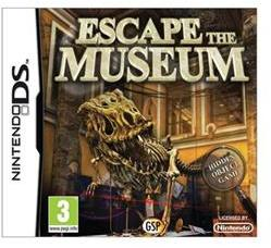 Majesco Escape the Museum (Nintendo DS)