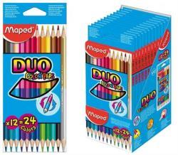 Maped COLOR`PEPS DUO színes ceruza 12 db