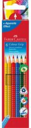 Faber-Castell Színes ceruza Grip 2001 6db