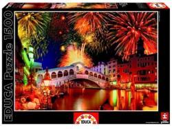 Educa Tűzijáték a Rialto-híd felett 1500 db-os (15531)