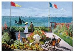 Educa Monet: Saint-Adresse-i kert 2000 db-os (15537)