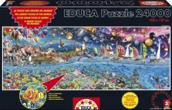 Educa Élet: A nagy kihívás 24000 db-os (13434)