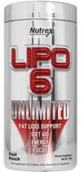Nutrex Lipo-6 Unlimited Powder - 150g