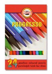 Koh-I-Noor Színes ceruza famentes Progresso 8758 24db
