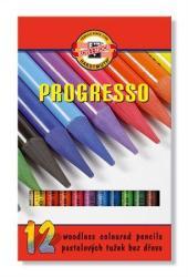 Koh-I-Noor Színes ceruza famentes Progresso 8756 12db