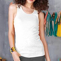 Kariban K311 Angelina női trikó - fehér