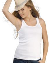 Sols 11240 Cactus női trikó - fehér