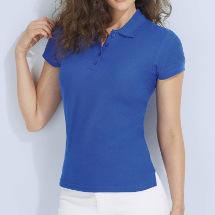 Vásárlás  Sols 11388 Moon V nyakú női póló - fehér Női felső caf1fd2818