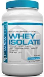 Pharma First Whey Isolate - 910g