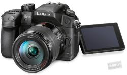 Panasonic Lumix DMC-GH4H + 14-140mm
