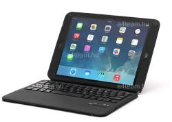 Griffin Slim Keyboard Folio, Salt for iPad Air - Black (GB38369)