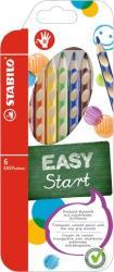 STABILO EasyColors jobbkezes színes ceruza 6db (TST3326)