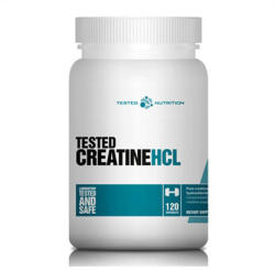 Tested Nutrition Creatine HCL - 120 caps