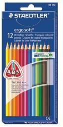 STAEDTLER Színes ceruza Ergo Soft 12db (TS157C12)