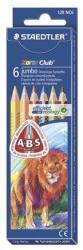 STAEDTLER Színes ceruza Noris Club 6db (TS128NC6)