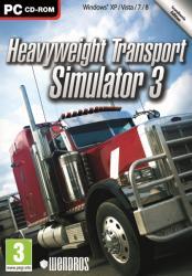 UIG Entertainment Heavyweight Transport Simulator 3 (PC)