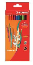 STABILO Színes ceruza Color Swano 12db