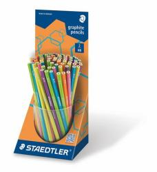 STAEDTLER Grafitceruza HB Wopex Neon (TS180FKP72)