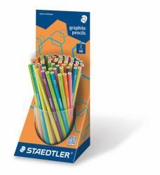 STAEDTLER Grafitceruza HB Wopex Neon (TS180FKP72)