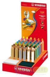 STABILO Színes ceruza Woody vastag vegyes (TST88048)