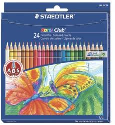 STAEDTLER Színes ceruza Noris Club 24db (TS144NC24)
