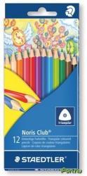 STAEDTLER Színes ceruza Noris Club 12db (TS127NC12)