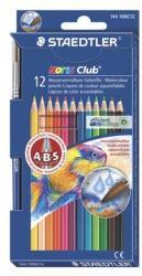 STAEDTLER Akvarell ceruza Noris Club 12db (TS14410NC12)
