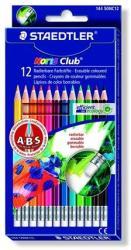 STAEDTLER Színes ceruza radírral Noris Club 12db (TS14450NC12)