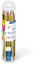 STAEDTLER Grafitceruza radírral HB Noris (TS61120P1)