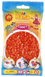 Hama Midi gyöngy 1000db-os - narancssárga