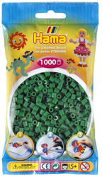 Hama Midi gyöngy 1000db-os - zöld