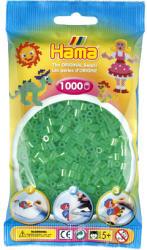 Hama Midi gyöngy 1000db-os - zöld, átlátszó