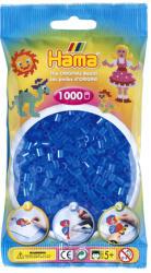 Hama Midi gyöngy 1000db-os - kék, átlátszó