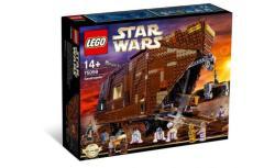 LEGO Sar Wars - Sandcrawler Homokfutó bányagép (75059)