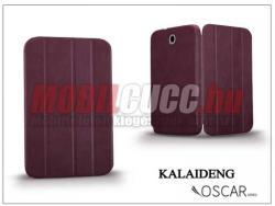 Kalaideng Oscar Book Case for Galaxy Note 8.0 - Dark Red (KD-0002)
