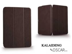 Kalaideng Oscar Book Case for Galaxy Tab 3 10.1 - Brown (KD-0005)