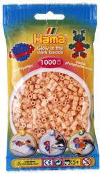 Hama Midi gyöngy 1000db-os - piros, fluoreszkáló