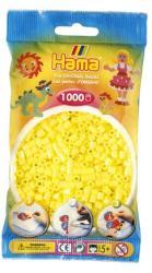 Hama Midi gyöngy 1000db-os - pasztell sárga