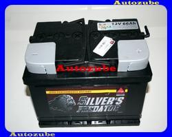 Silver's PREDATOR 12V 55Ah 420A jobb+