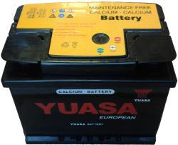 YUASA 55Ah 430A Bal+ (55530CA)