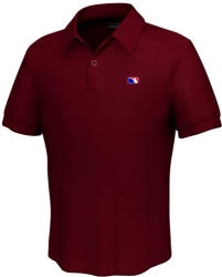 GamersWear COUNTER Polo Ruby (M) (5890-M)