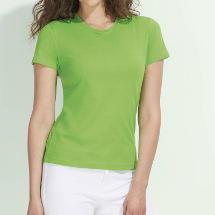 Sols 11386 Miss női póló - színes