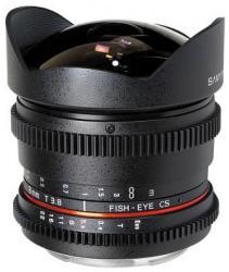 Samyang 8mm T3.8 CSII HD VDSLR (Sony)
