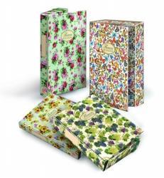 Pigna Nature Flowers A4 7cm füzetbox PIGNAT303
