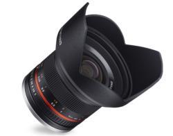 Samyang 12mm f/2 NCS CS (Olympus MFT)