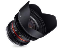 Samyang 12mm T2.2 VDSLR (Fujifilm)