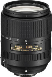 Nikon 18-300mm f/3.5-6.3G ED DX VR II